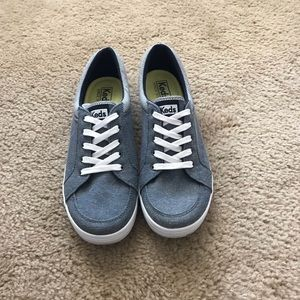 Keds Ortholite Sneakers. Size 9. Only worn once